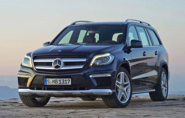Top 5 most reliable 2013 luxury suvs autofluence for Most reliable mercedes benz models