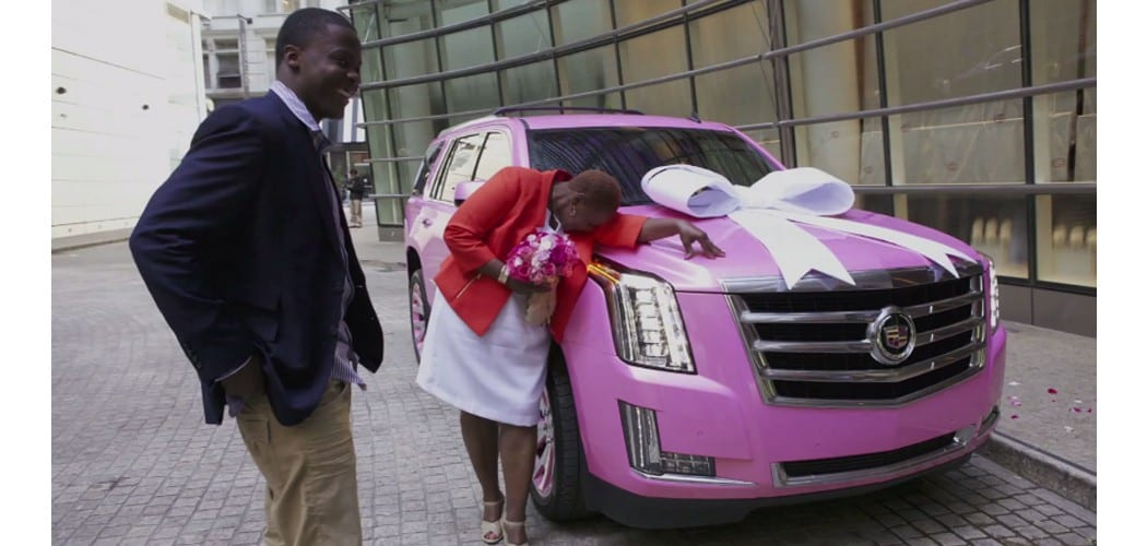 Nfl Prospect Teddy Bridgewater Buys Mom Pink Escalade