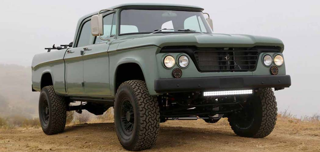 Icon 4x4 Dodge Power Wagon Reformer