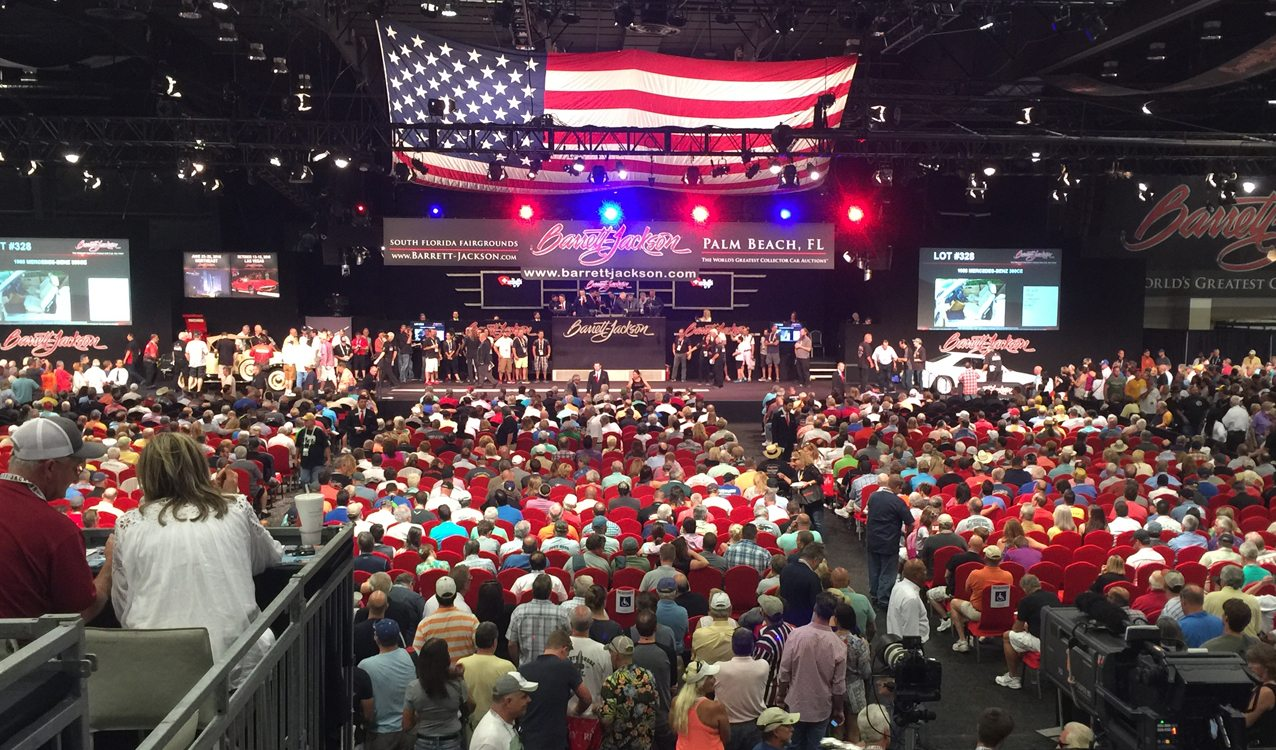 Barrett Jackson Palm Beach 2016 Recap