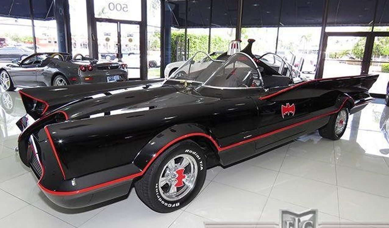 Fort Lauderdale Bmw >> Classic Batmobile For Sale At Fort Lauderdale Collection