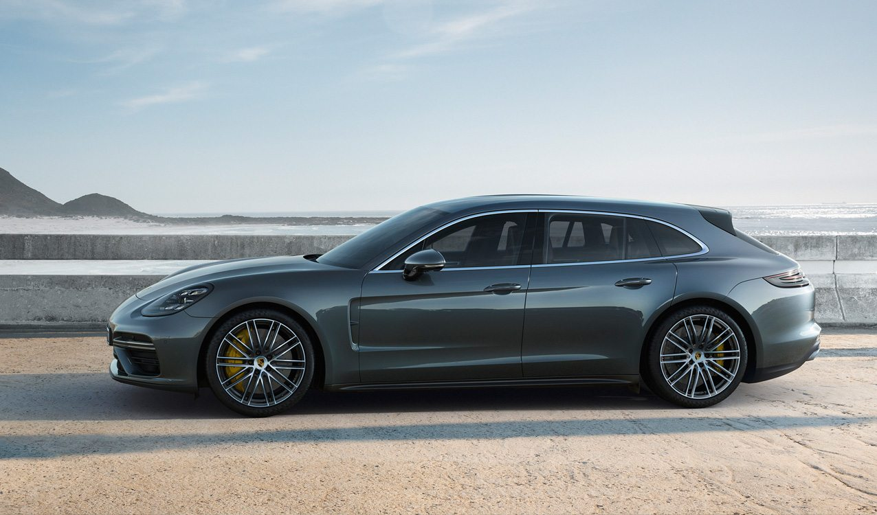 Porsche Panamera Sport Turismo Revealed Most Innovative Yet