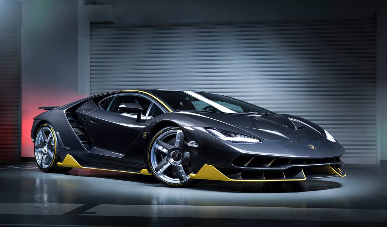 Lamborghini Centenario Arrives In Hong Kong In Glorious