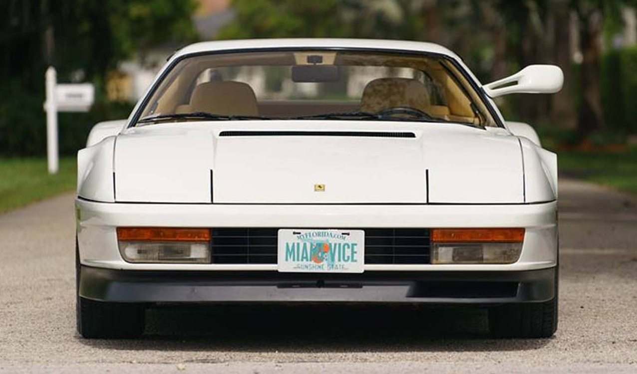 Miami Vice 1986 Ferrari Testarossa For Sale