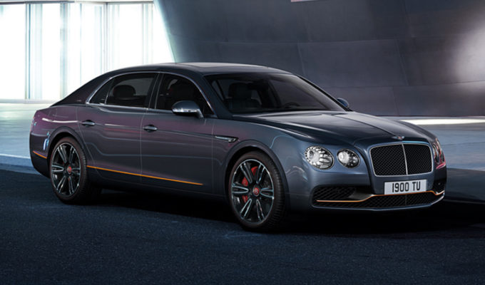 Bentley Releases Flying Spur Design Series by Mulliner