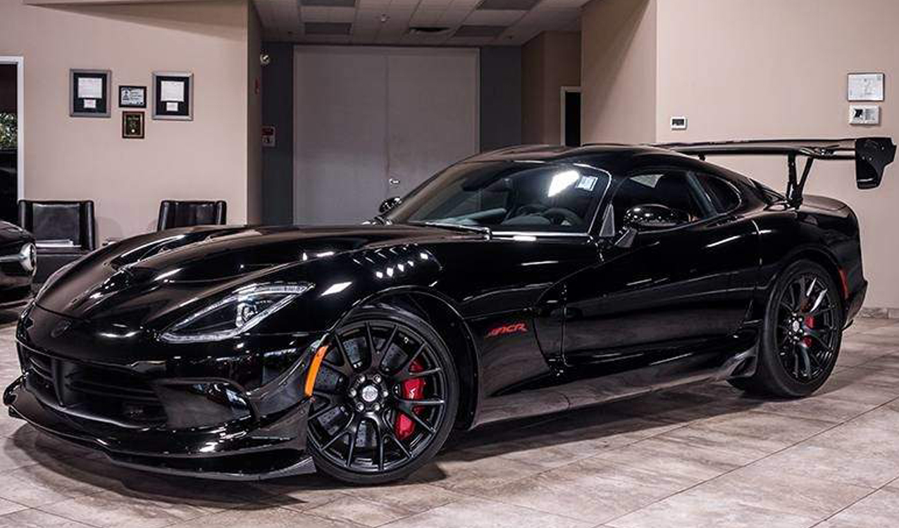 2016 dodge viper acr extreme for sale. Black Bedroom Furniture Sets. Home Design Ideas
