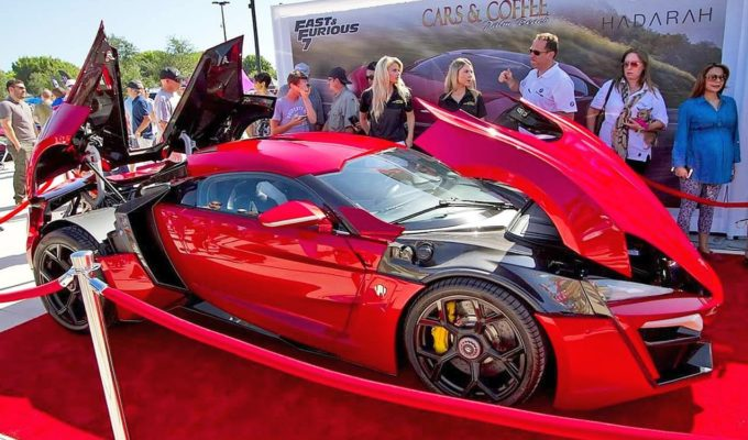 Cars & Coffee Palm Beach Celebrating 4th Anniversary With duPont REGISTRY