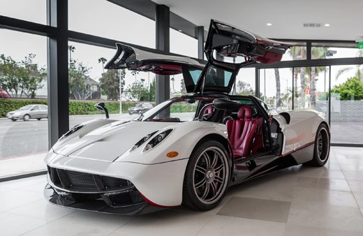 Pagani Newport Beach Officially Opens Up