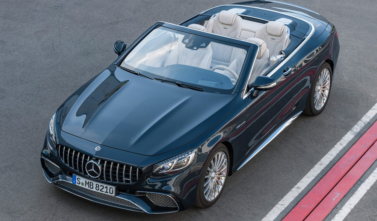 2018 Mercedes-AMG S63 and S65 Revealed With Specs