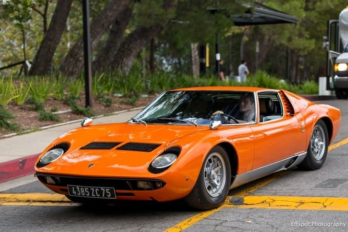 Lamborghini Miura World S First Supercar And A Mid