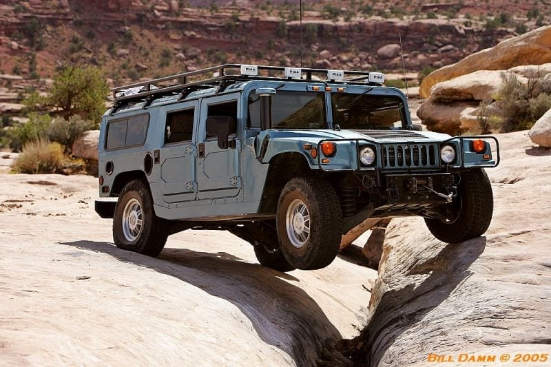 the history of the hummer A website dedicated to general motors hummer site includes news & information, message board, classifieds, photo gallery, links and more about the hummer.