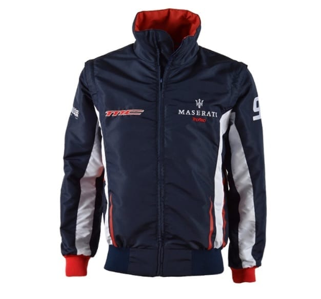 Maserati MC Trofeo 2013 Clothing Line