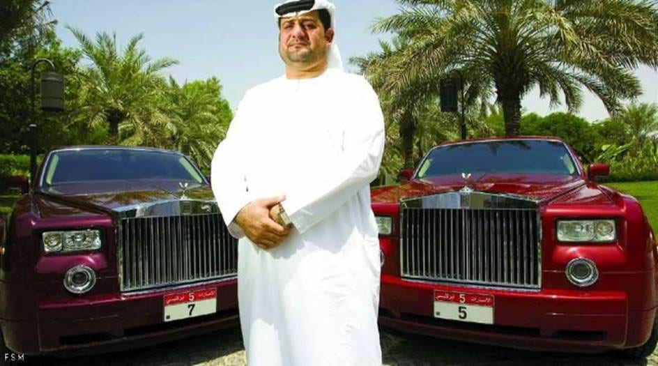 Customized License Plates >> Dubai's Most Expensive License Plates | Autofluence