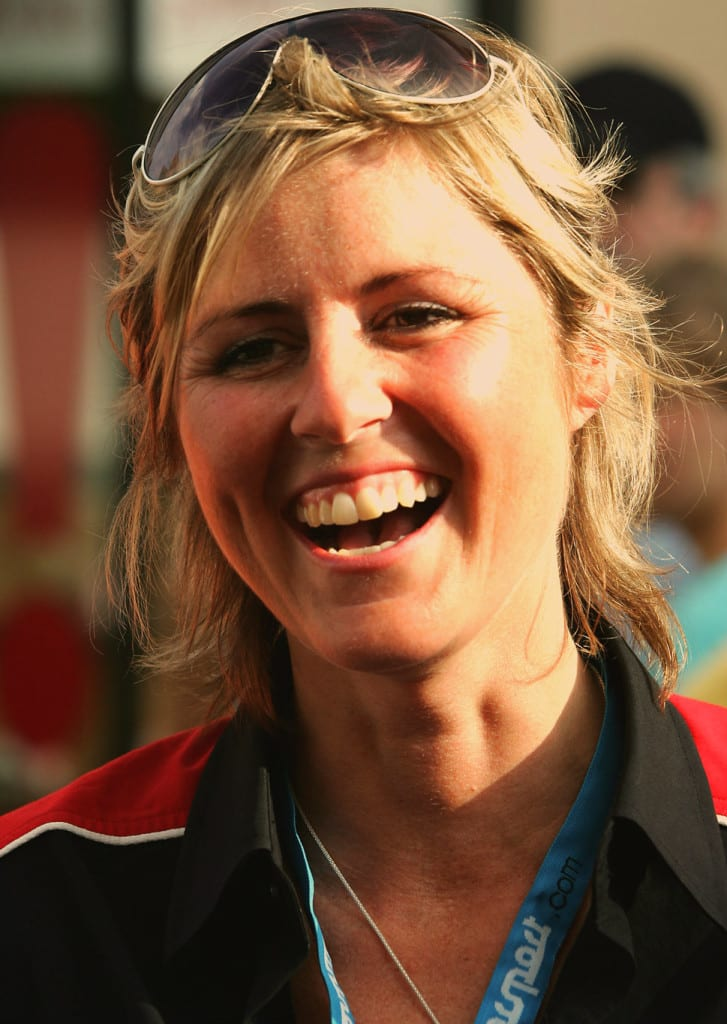 Sabine Schmitz Queen Of The Ring Autofluence