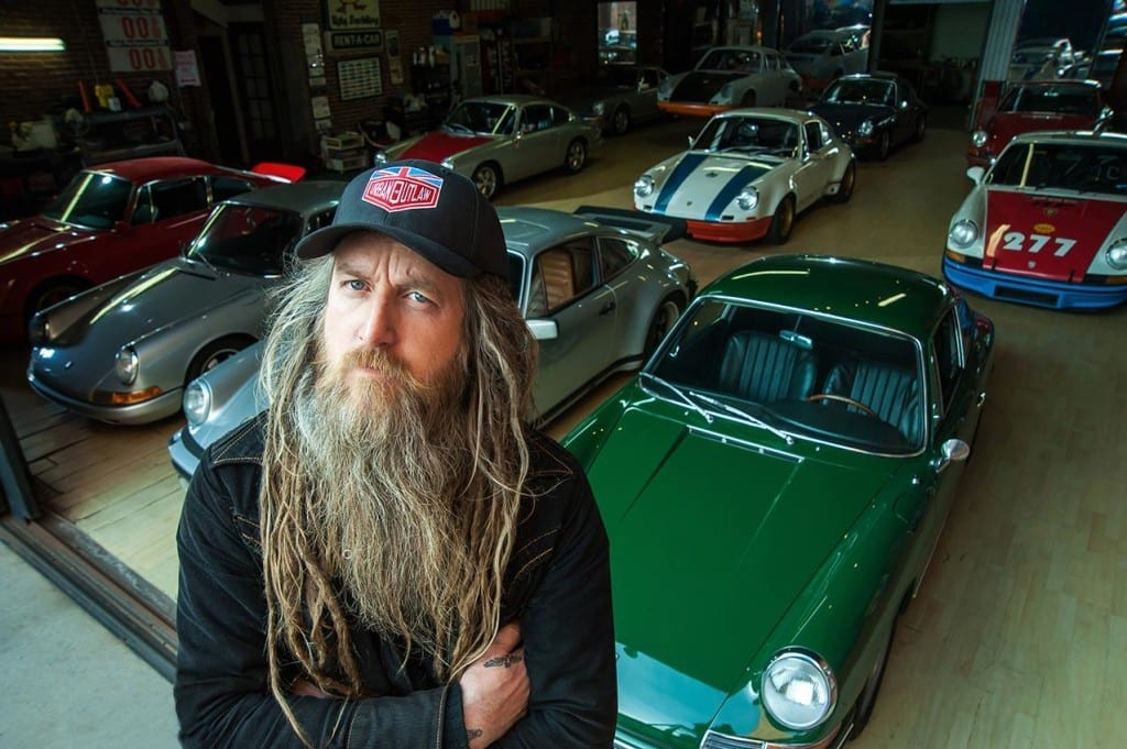 Ferrari California T >> Monday Motivation: Magnus Walker the Porsche Outlaw ...