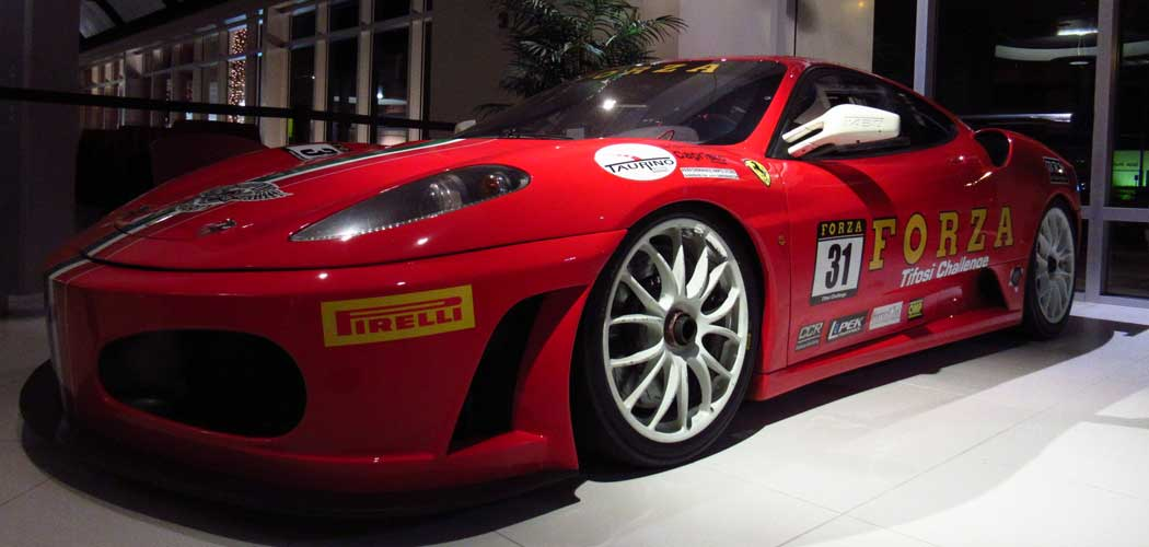 There Is Never A Bad Time To Find Yourself Standing In The Showroom Of  Ferrari Of Tampa Bay, But It Becomes An Especially Wonderful Experience  When Youu0027re ...