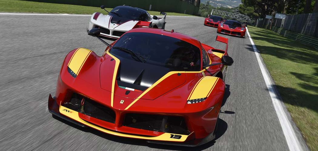 Ferrari Valued Just Under 10 Billion Ipo Terms Announced