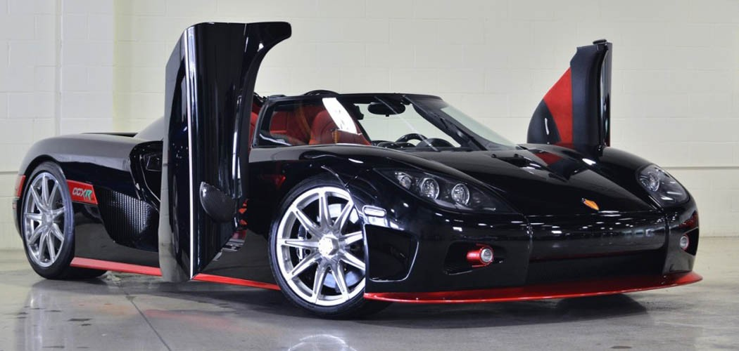 2 Koenigsegg CCXRs For Sale at Fusion Luxury Motors