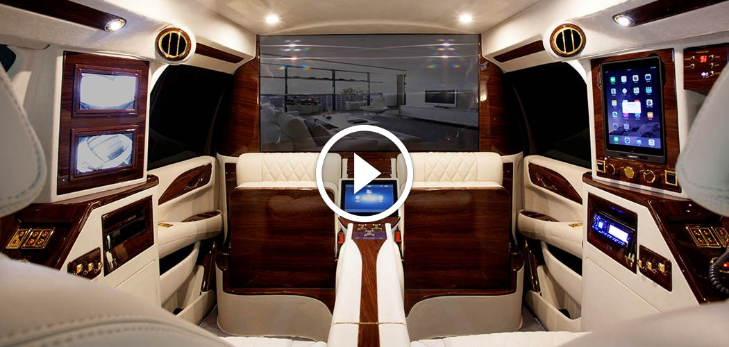 2015 Cadillac Escalade Luxury Sky Captain Edition From
