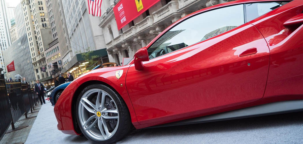 Ferrari Stock Debuts On Nyse As Quot Race Quot