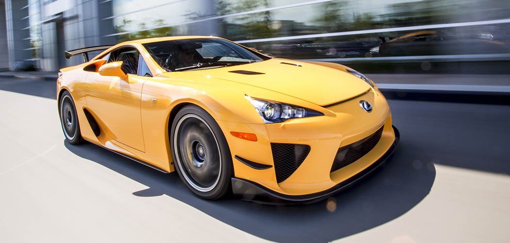 The Lexus LFA Nürburgring Is, Without A Doubt, One Of The Rarest Supercars  To Date. With Just 50 Built For The Global Market, They Bring New Meaning  To The ...