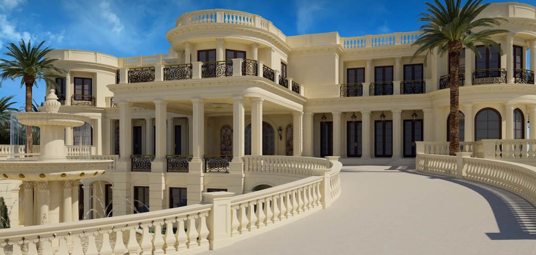 florida mansion with 30 car garage is the most expensive home in us - Biggest House In The World 2016