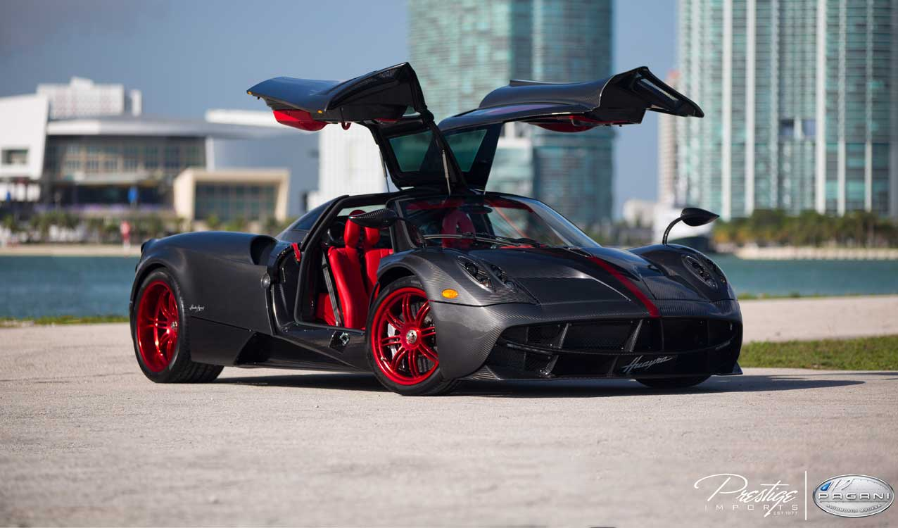 The Pagani Huayra Project Vulcan: Created by Dedication