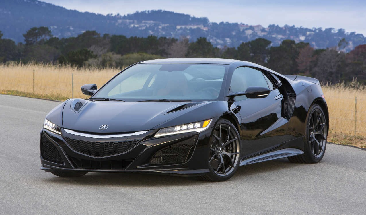 2016 acura nsx price specs review and photos. Black Bedroom Furniture Sets. Home Design Ideas