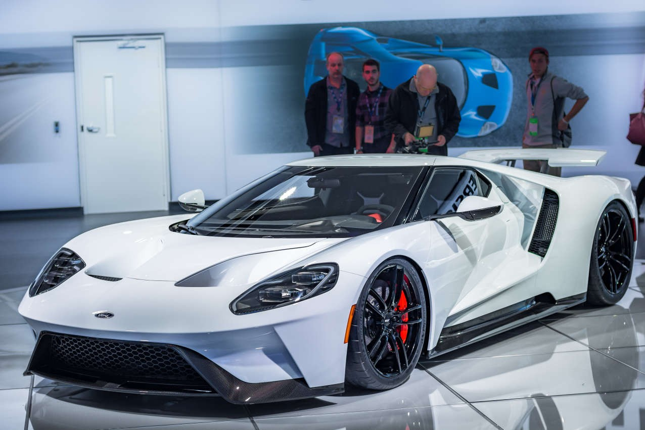 Ford Gt 2017 Price >> Here S Why You Probably Won T Own A New Ford Gt