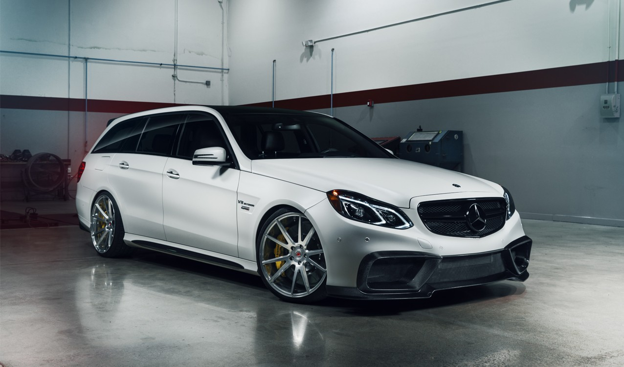 Renntech E63 Amg Performance And Aerodynamic Upgrade Program