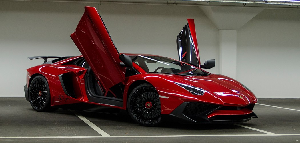 Afrojack S Lamborghini Aventador Sv Captured By Bas