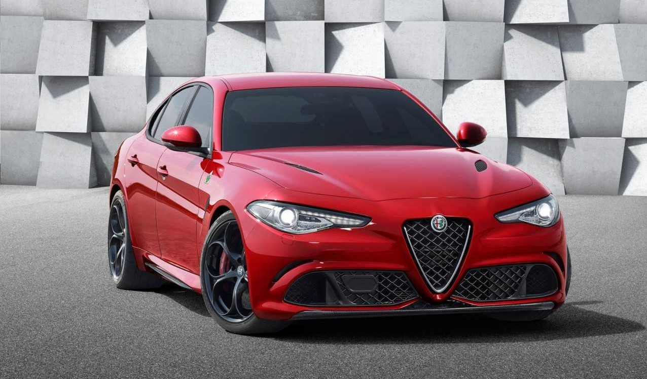 2017 Alfa Romeo Giulia: Price, Specs, Review And Photos