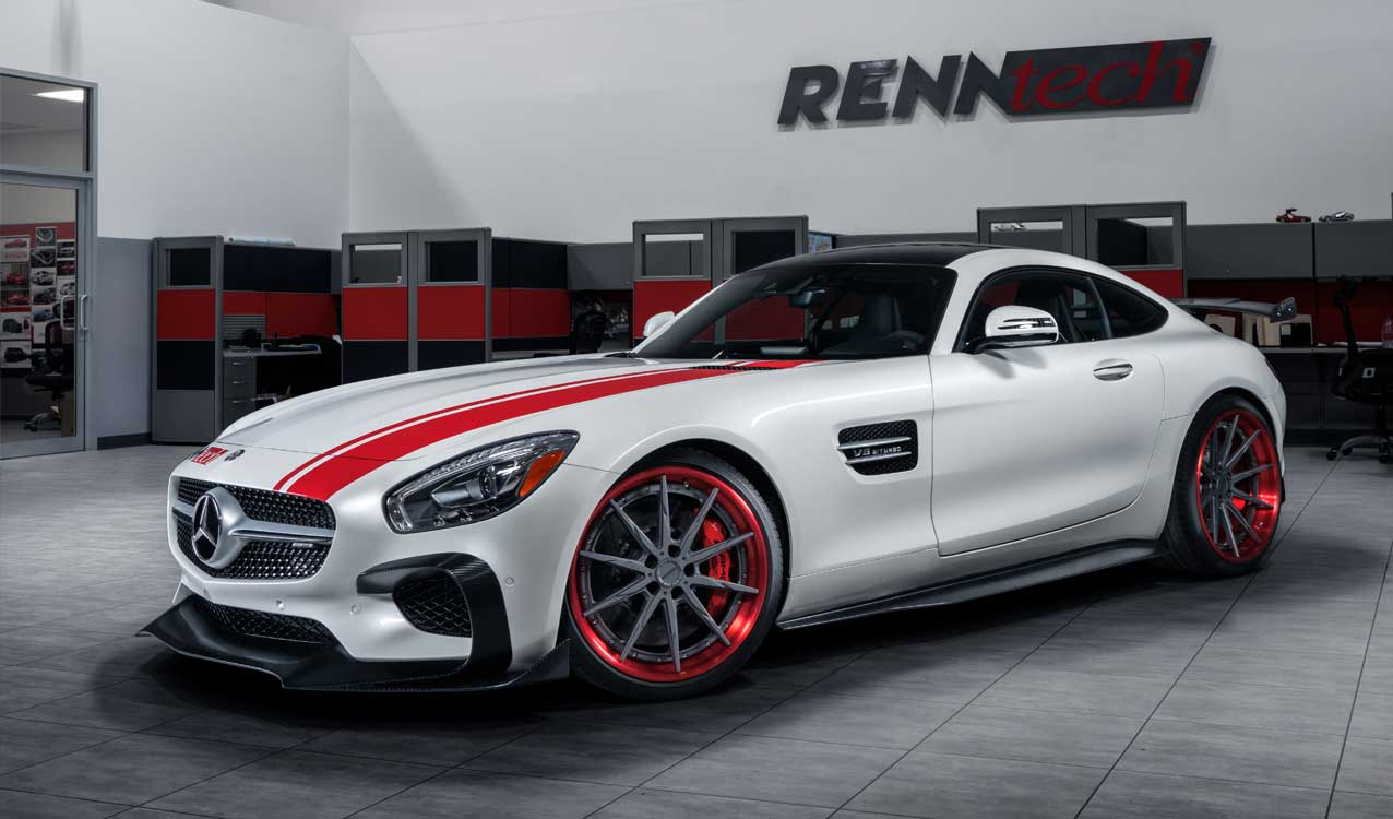 Renntech Amg Gt S Next Level Of Performance