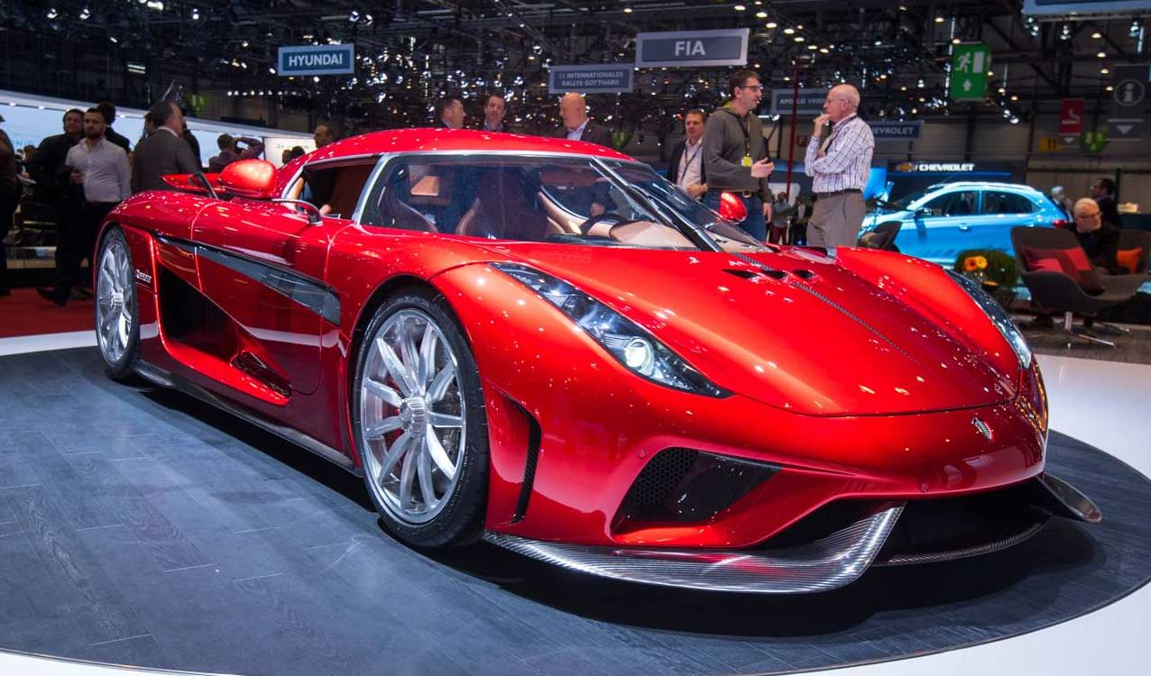 2018 Koenigsegg Agera >> Koenigsegg Regera, Agera Final and Agera RS at Geneva