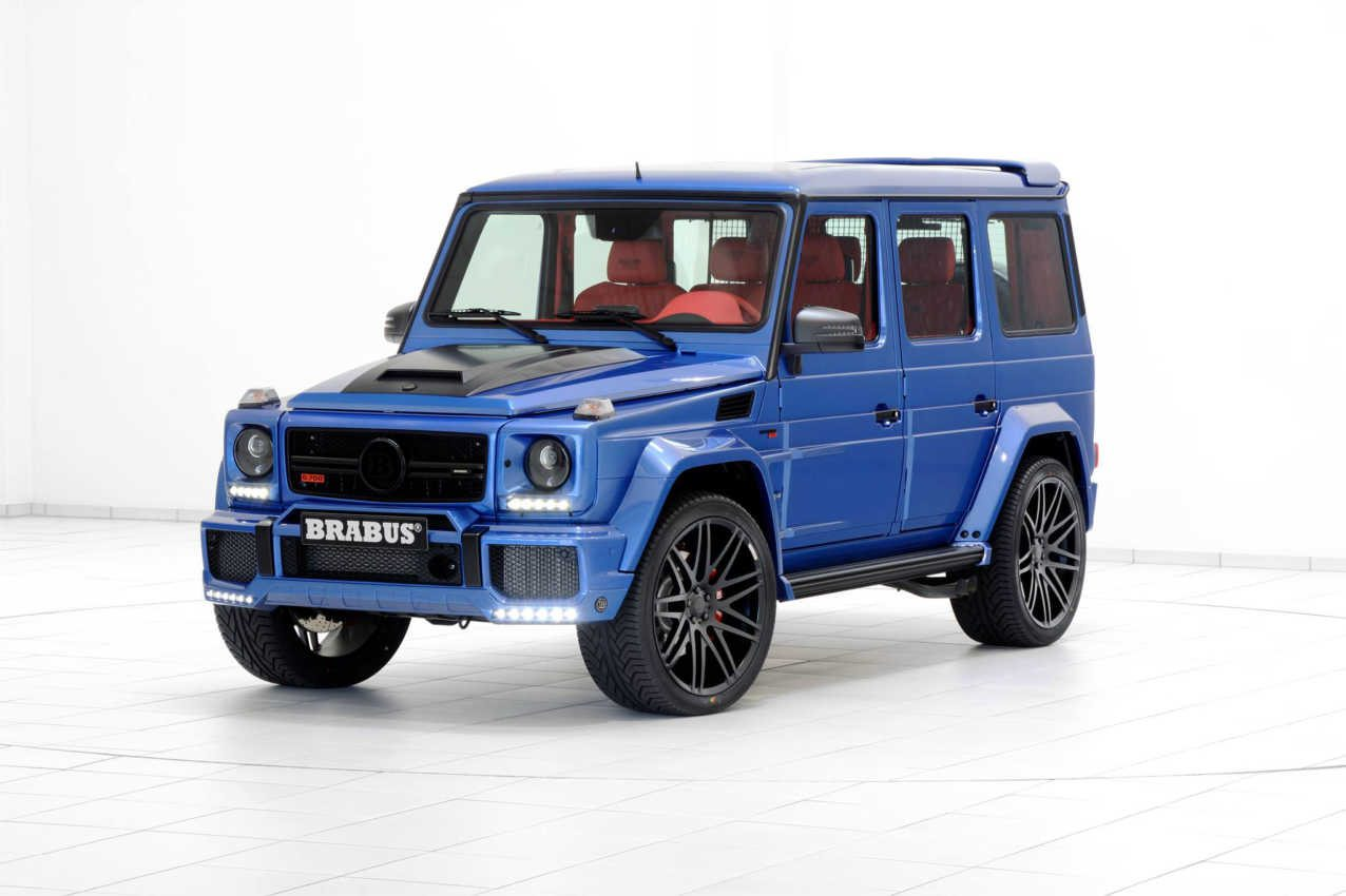 brabus expands color options for g63 amg. Black Bedroom Furniture Sets. Home Design Ideas
