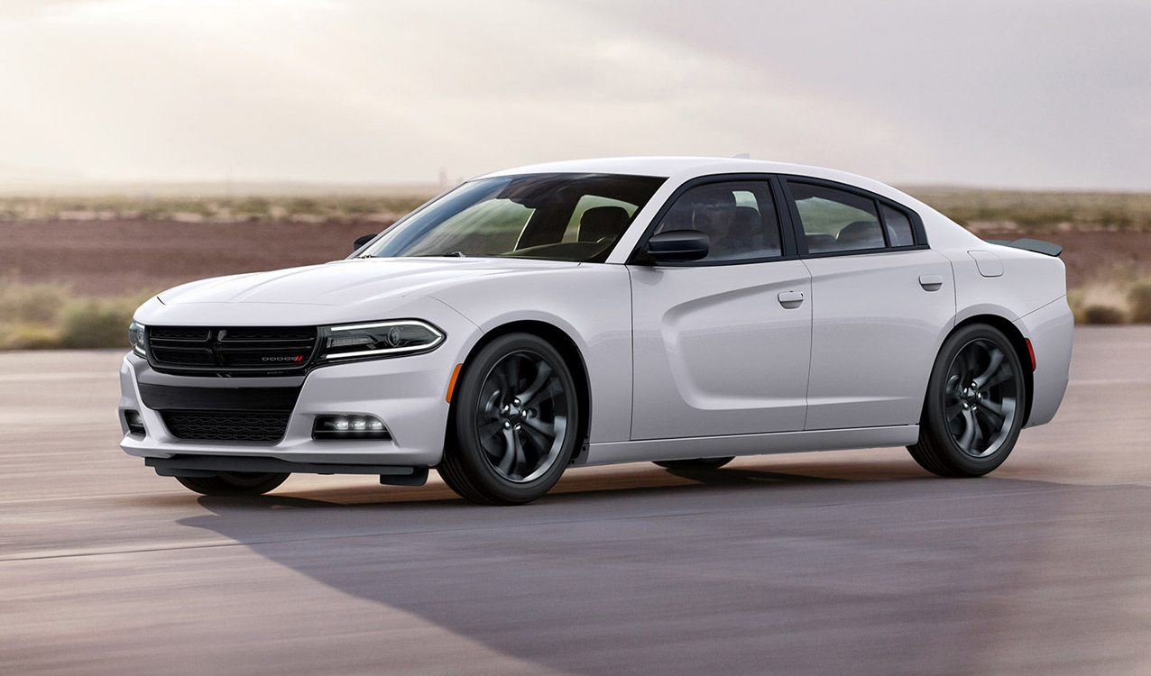 In The Driver S Seat 2016 Dodge Charger R T Blacktop Review