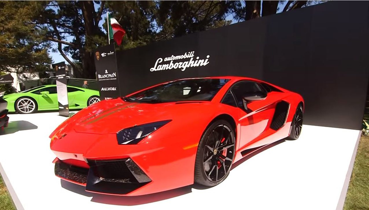Lamborghini S New Ceo To Bloomberg The Naturally Aspirated V12 Stays