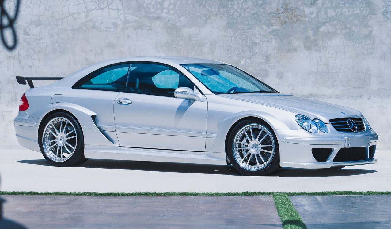 Rare 2005 Mercedes Clk Dtm 1 Of 100 For Sale
