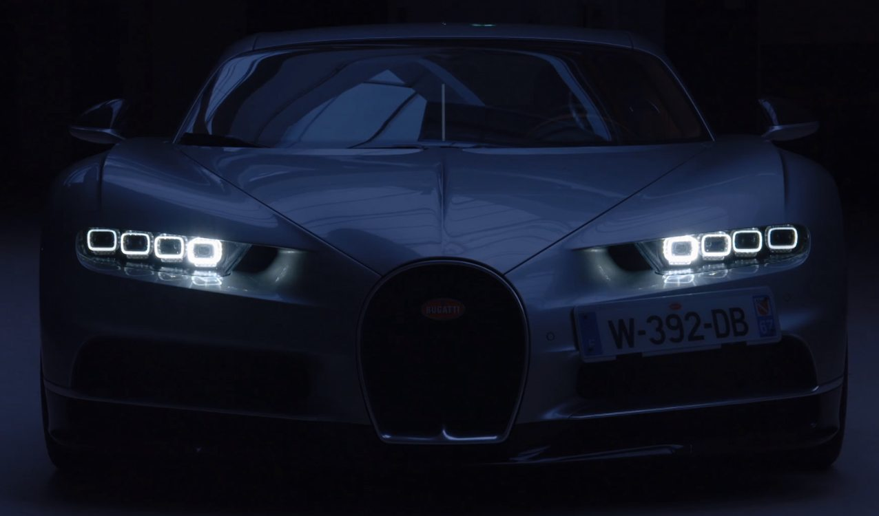 The Bugatti Chiron: A Lesson From The Grand Tour