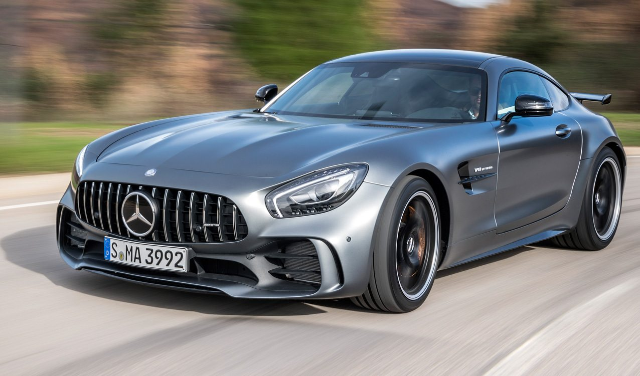 2018 mercedes amg gt r coupe gets official u s pricing for Mercedes benz amg hatchback price