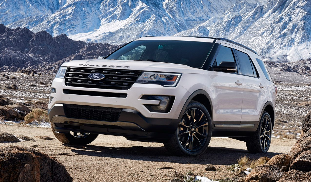Reviewed 2017 ford explorer - Ford explorer exterior dimensions ...