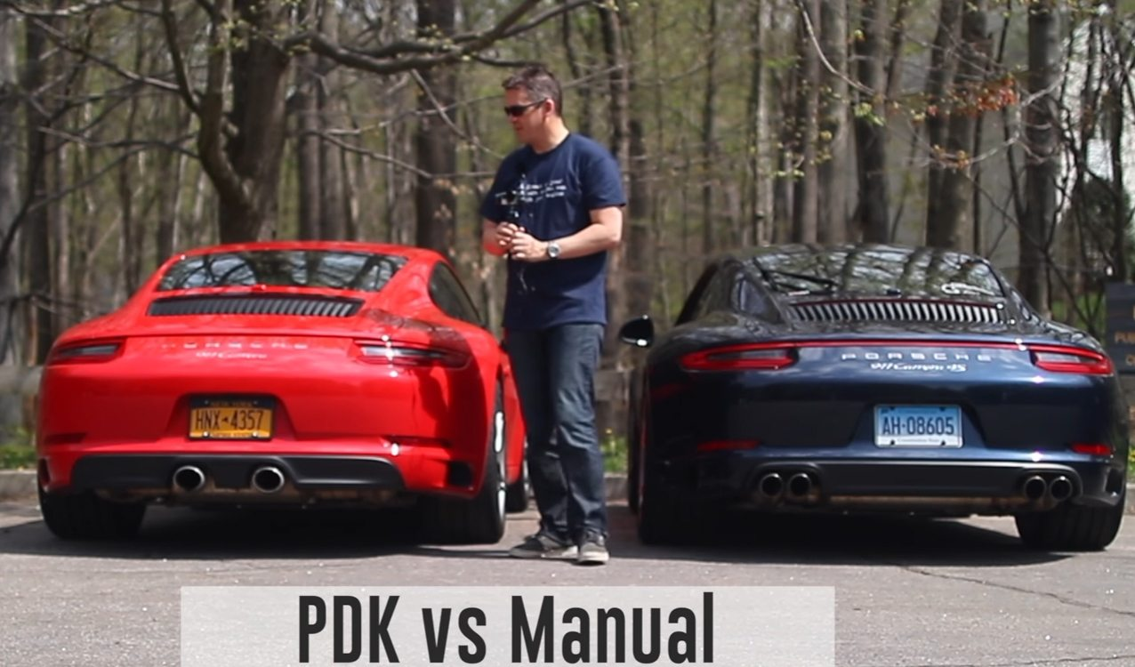 porsche 911 pdk vs manual transmission rh blog dupontregistry com porsche 911 991 pdk or manual PDK Films Nerf Guns