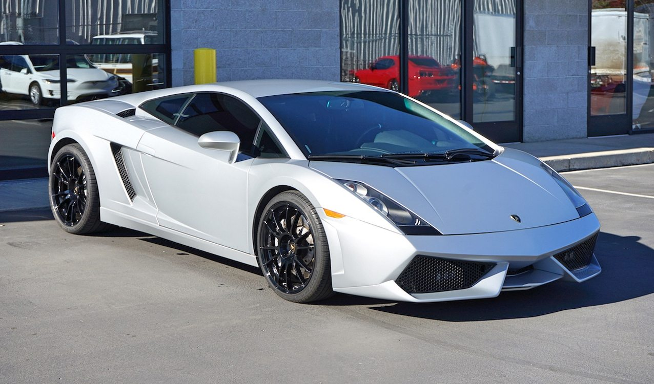 2008 lamborghini gallardo for sale at lupo motors. Black Bedroom Furniture Sets. Home Design Ideas