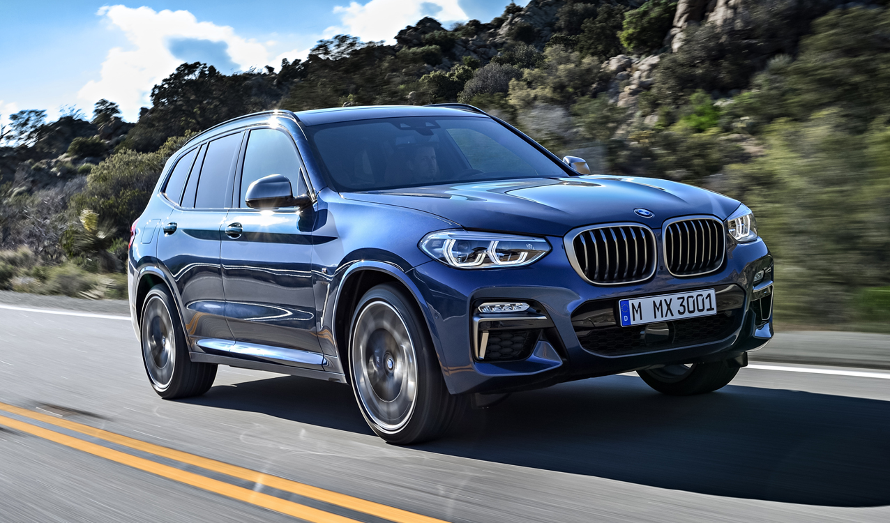 2018 bmw x3 unveiled preview. Black Bedroom Furniture Sets. Home Design Ideas