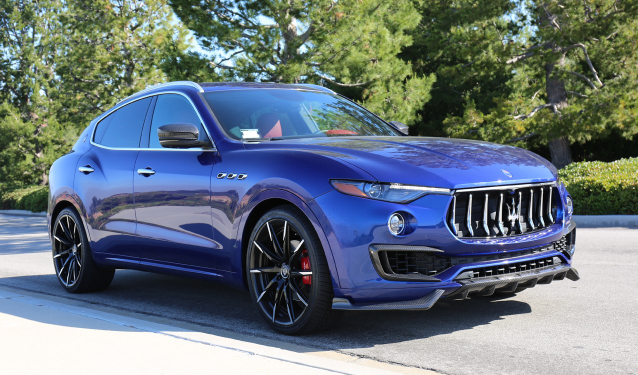 2018 maserati levante s specs price photos review. Black Bedroom Furniture Sets. Home Design Ideas
