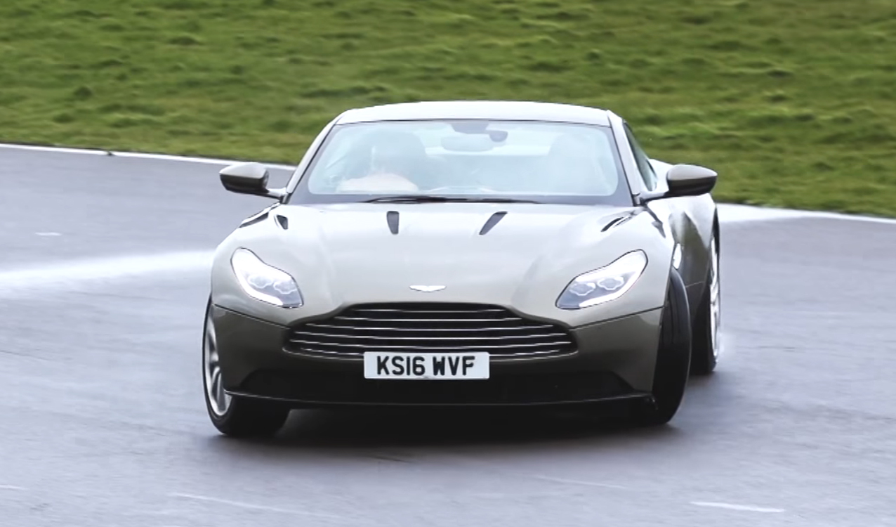 Chris Harris Reviews The Aston Martin Db11 On Top Gear