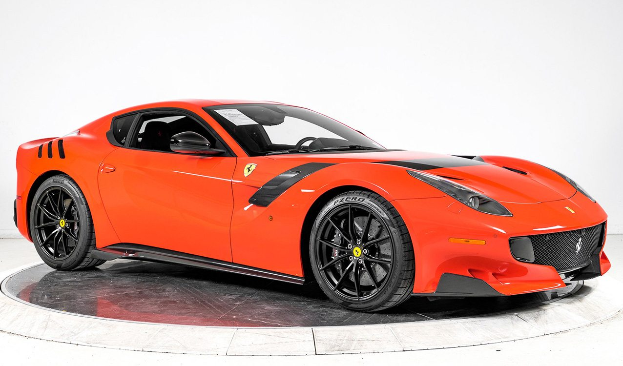 Sports Cars For Sale >> Rosso Dino Ferrari F12tdf For Sale