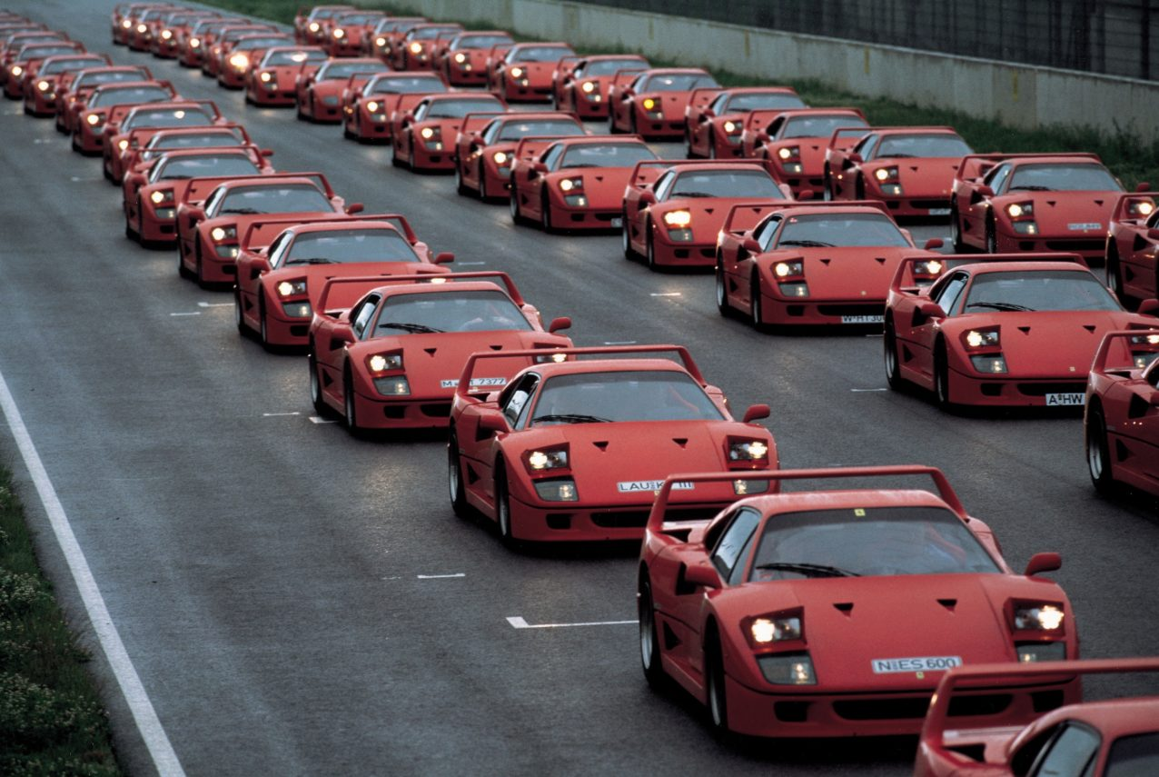 Ferrari F40 Specs Price Photos Review