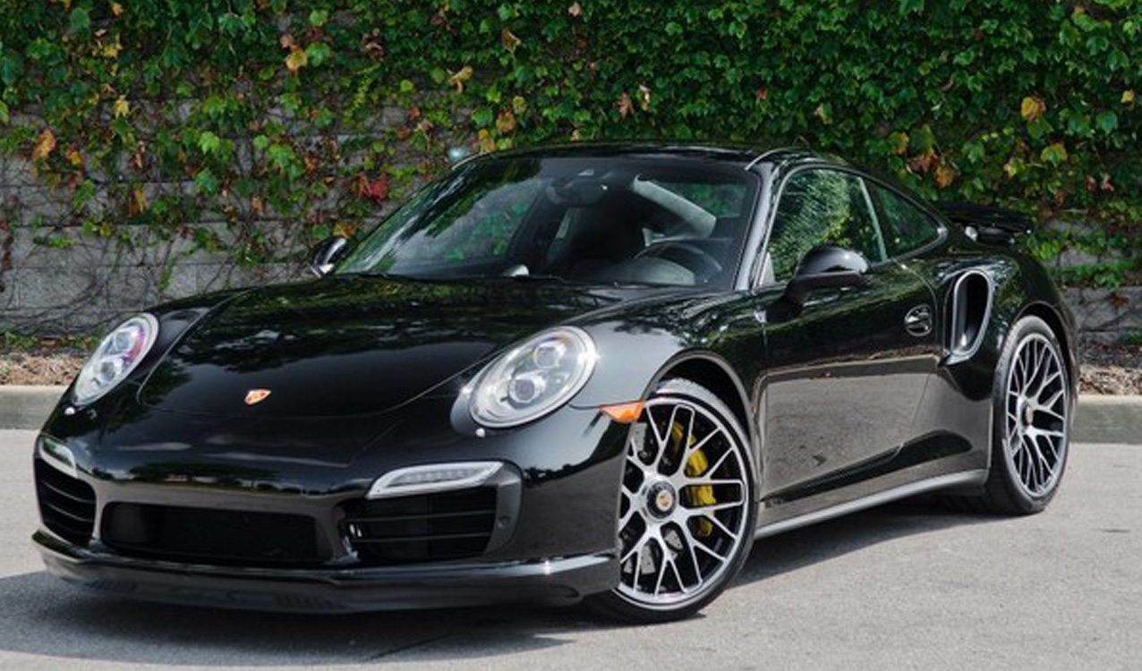 2015 Porsche 911 Turbo S For Sale