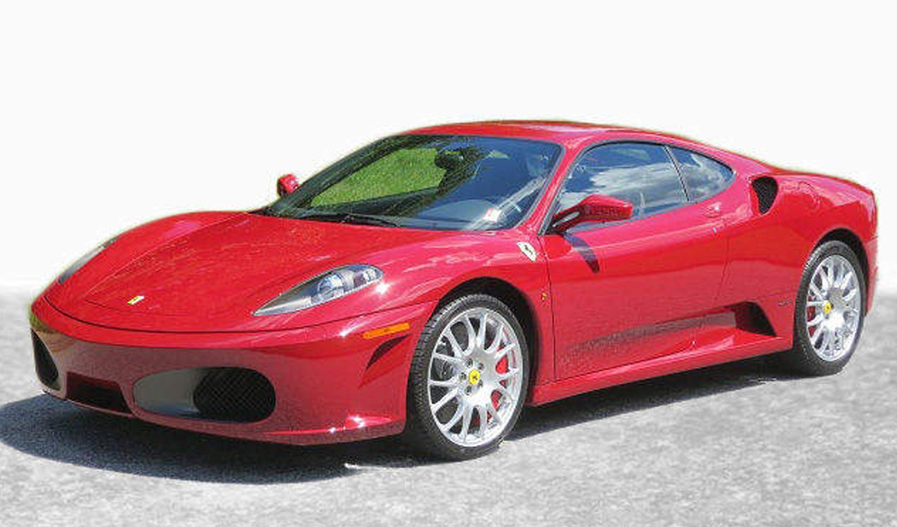 low mileage 2009 ferrari f430 for sale. Black Bedroom Furniture Sets. Home Design Ideas